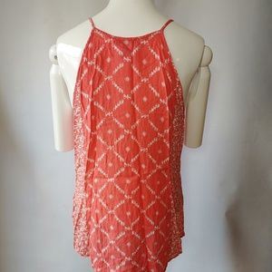 Lucky Brand Tops - Lucky Brand Aztec Print Tank Top Size Small